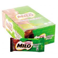 Chocolate Milo Bar 15 g. Pack 24