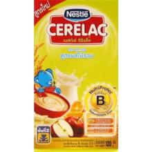 Cerelac Baby Food Mix Fruit Cereal Size 120 g.