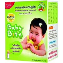 Cereal Snack Dozo Baby Bite Vegetables Flavour 50 g