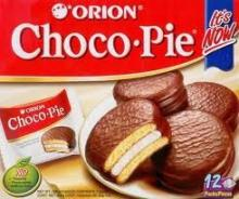Orion Choco-Pie Cake
