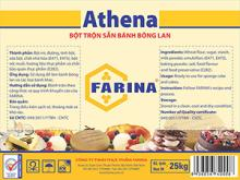 Athena - sponge mix complete
