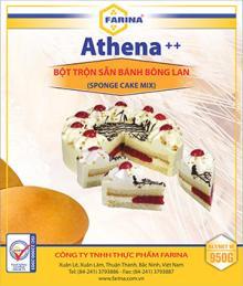 Athena++ - sponge mix complete