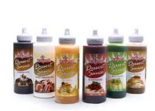 Dessert Sauces ( Bakery Decoration Ingredients )
