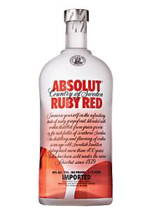 Absolut Red Ruby