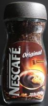 Nescafe Original 200 g. instant coffee