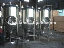 Stainless Steel Alcohol Brewery Equipment Beer Fermenter Vessel