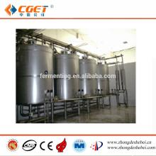 The best quality red wine processing line