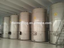 Superior quality red wine large Winery fermenting tanks