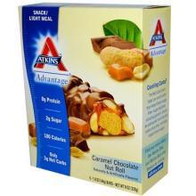 Atkins Advantage Bar Caramel Chocolate Nut