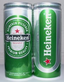 Bottles Pack Cans Beer ---Heinekens
