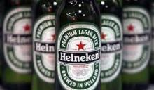 Green Bottles Beer Heinekens....Cheap