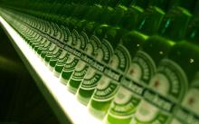 Bottled Beer Heinekens