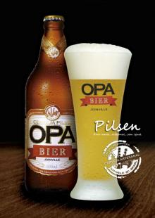 BRAZILIAN BEER - OPA LARGER
