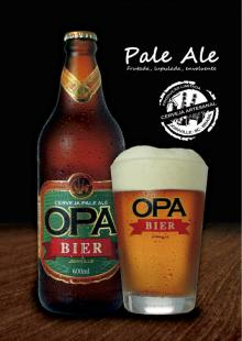 OPA Bier - PALE ALE