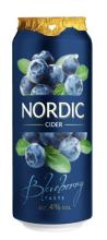 NORDIC CIDER BLUEBERRY TASE price 0,30eur