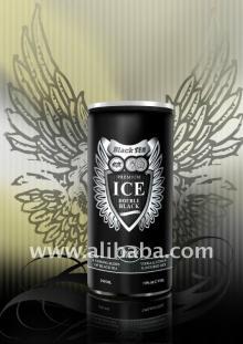 Black Sea Ice Double Black (Strawberry)