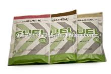 BQuick Nutrition FUEL Chocolate 49g Single Serving Packet Protein Powder Blend