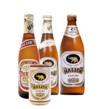 Wholesales Halida Beer In 330ml Tin