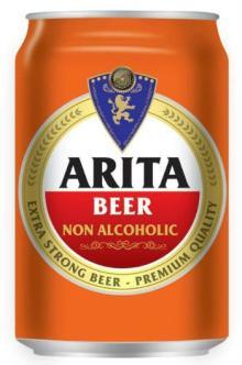 Vietnam Non-Alcoholic Beer