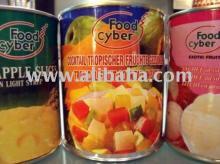 Canned Fruit(Pineapple/Rambutan/Fruit cocktail/Lychee/Longan)