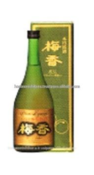 Very delicious and A wide variety of names of sweet wines Plum wine,Umeshu made in Japan