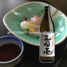 A wide variety of high quality sakes made from Japanese rice