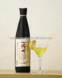 AZUMA-RIKISHI, Japanese sweet liqueurs brands made of plum or fresh citrus