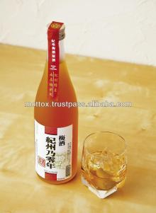 KISHU, one of Japanese fruit  wines  and  sweet   red   wines   brands