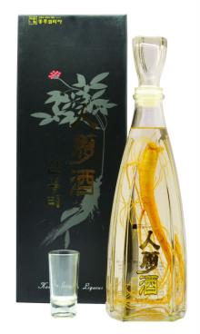 how to make ginseng wine