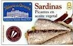 CANNED SPICY SARDINES