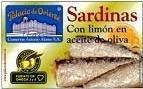 CANNED SARDINE IN LIMON