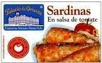 CANNED SARDINES IN TOMATOES SAUCE
