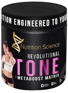 Nutrition Science Revolutional Tone Fat loss protein powder