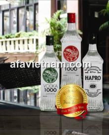 Private label Vodka 29, 39% vol, Vietnam Special Vodka