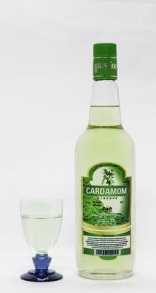 Cardamom Liqueur