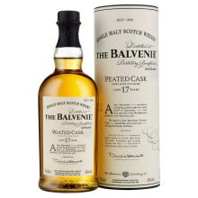 Balvenie 17 Year Old Peated Cask Single Malt Scotch Whisky 750ml