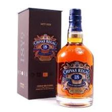 Chivas ..................Regal 18 Year Old................. Blended Scotch Whisky