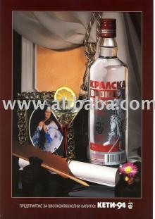 Kralska Vodka 2000
