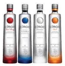 Ciroc  Vodka   Brands  750ML