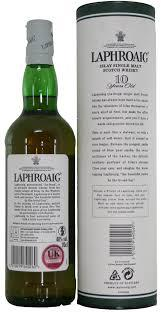 Laphroaig 10 Year  Old   Scotch   Whisky  700mL AT Cheap prices