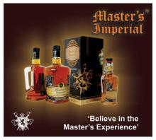 Master's Imperial Whisky