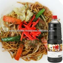 Yakisoba sauce (DC-1) cooking noodles sauce for Japanese stir-fried dish 1.8L