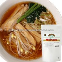 Torigara shoyu ramen soup (AC-624) chicken broth and soy sauce ramen 1kg