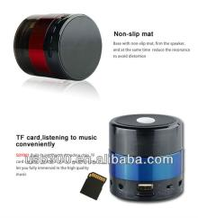 Music  MP3   Player  Hamburger Mini Micro Stereo Bluetooth Speaker For  MP3  pc Notebook SDY-001