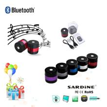 2014 Hot selling mobile  phone  speaker/ mini bluetooth speaker with MIC handsfree calling function, S