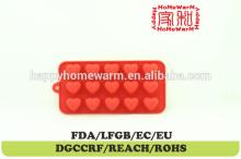 heart chocolate mould Chocolate Muffin Cup Cake Candy Ice Tray Mold Mold Maker Party Bar