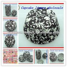 Private Label Cupcake Liners Paper Baking Cups Cake Decorating