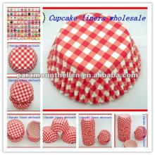 Promotional Well-designed Party Supplies Cupcake Liners Paper Baking Cups Cake Decorating