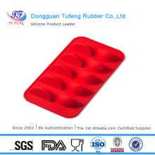 heat resistant silicone chocolate ice mould