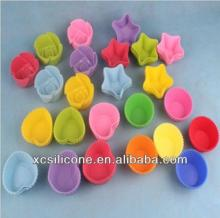 Food grade various shape Cake Decorating Silicone Mould